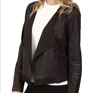 Lysee small Austin jacket black NWOT